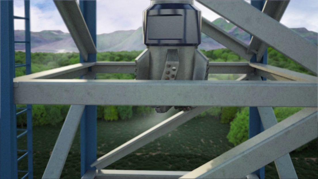 Рекламный 3D видеоролик